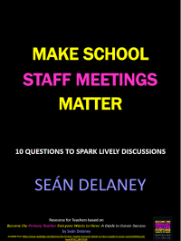 Staff Meetings Matter